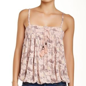 Free People 'Bodega Bandeau' Smocked Tube Top